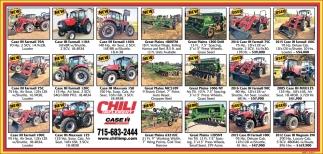 Case Agricultural