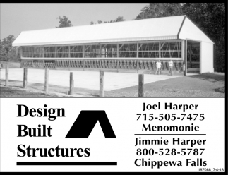 Design Built Structures