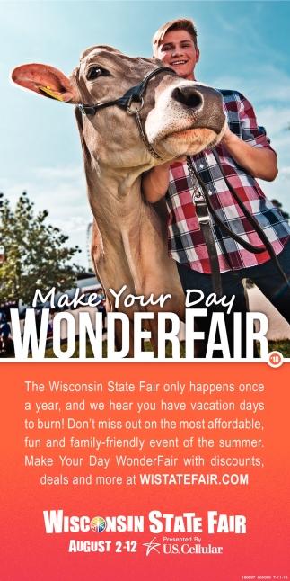 Make Your Day Wonderfair