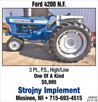 Ford 4200 N.F.