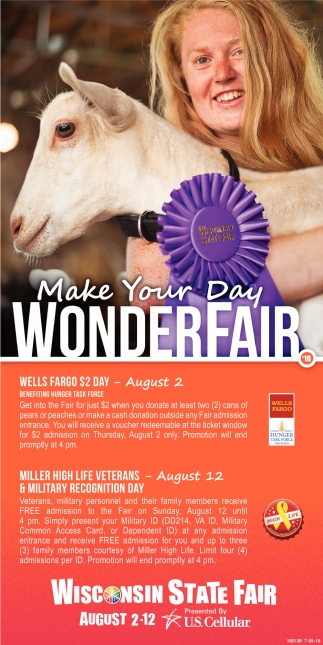 Make Your Day Wonderfair
