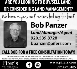 Are you Looking to Buy/Sell Land, or Considering Land Management?