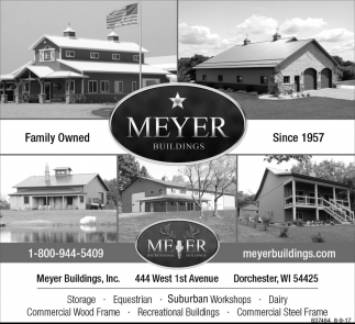 Meyer Buildings, inc