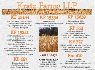 Wheat Varieties