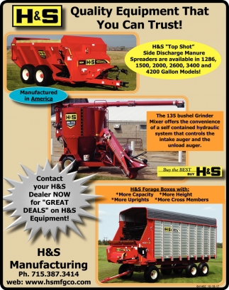 Quality Equipment That You Can Trust