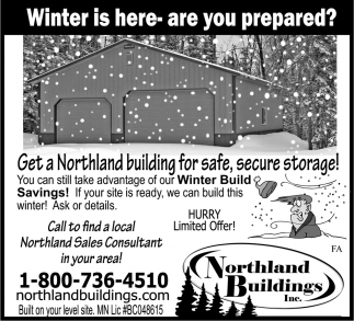 Winter is Here- Are You Prepared?