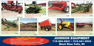 Consignments from Retiring Farmers