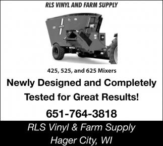 RLS Vinyl & Farm Supply