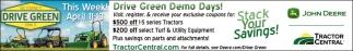 Drive Green Demo Days