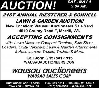 Auction!