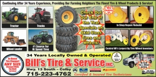 34 Years Locally Owned & Operated
