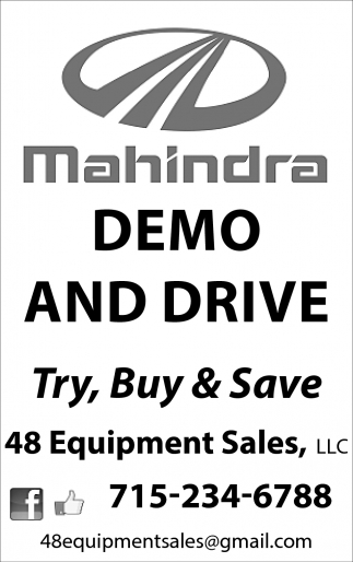 Demo and Drive