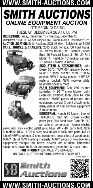 Smith Auctions