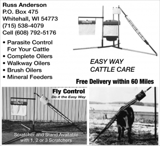 Easy Way Cattle Care 715-538-4079