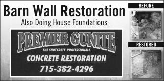 Barn Wall Restoration