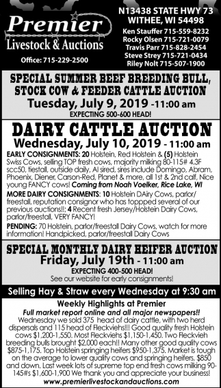 Livestock & Auctions