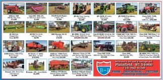 Farm, Industrial, Trucks