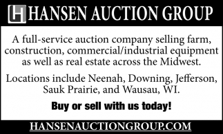 A Full-Service Auction Company