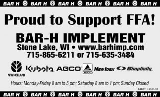 Bar-H Implement