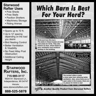Starwood Rafters