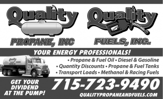 Your Energy Professionals