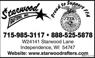 Starwood Rafter