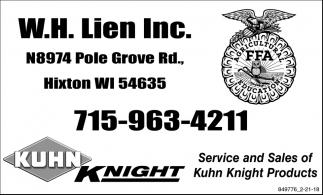 W.H Lien Inc