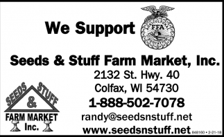 Seeds & Stuff Farm Market, Inc