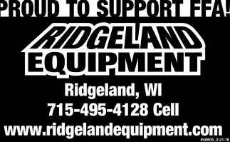Ridgeland Equipment