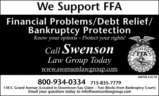Call Swenson Law Group