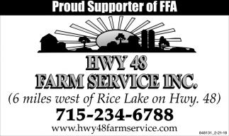 Hwy 48 Farm Service
