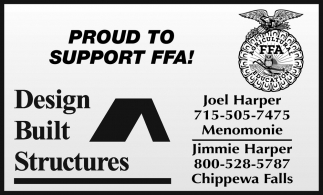 Proud Support FFA