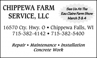 Repair - Maintenance