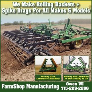 We Make Rolling Baskets