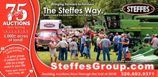 The Steffes Way