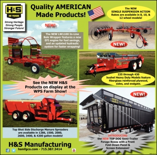 Qualit American Made Products