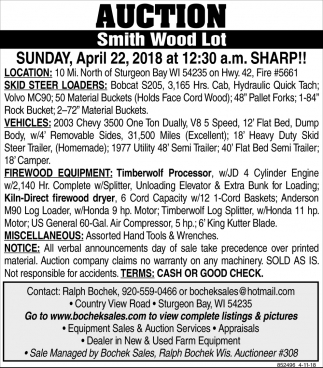 Smith Wood Lot