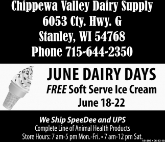 June Dairy DAys