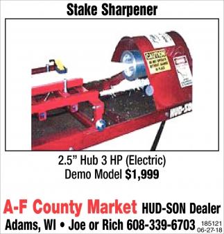 Stake Sharpener