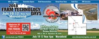 2018 Farm Technology Days